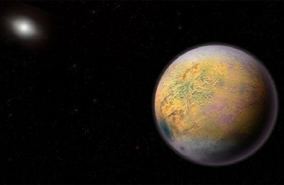 The Goblin: Newly discovered dwarf planet hints at expansion of solar system