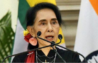 Canada revokes honorary citizenship of Myanmar leader Aung San Suu Kyi