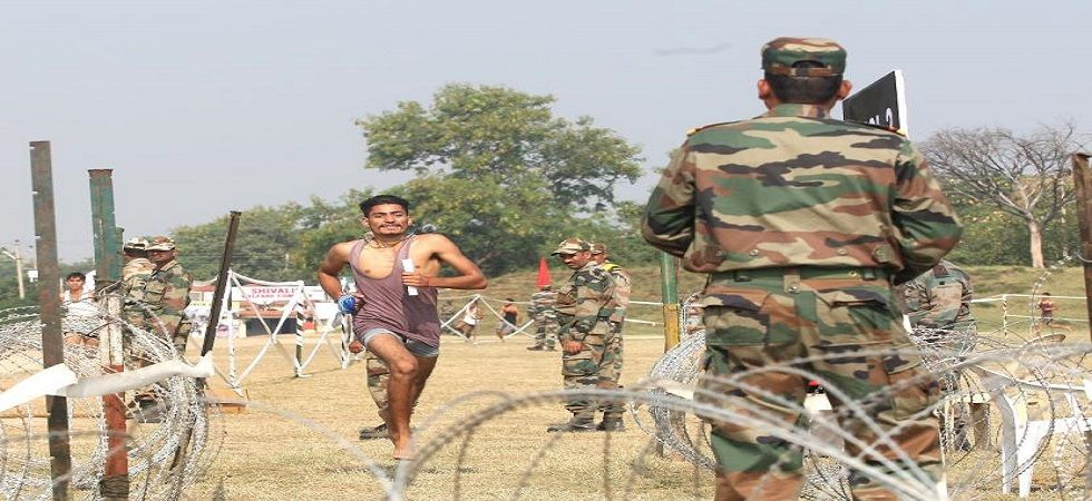 CRPF to recruit over 21,000 fresh jawans (File Photo)