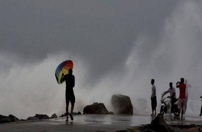 Cyclonic storm intensifying over Arabian Sea; heavy rainfall likely in Kerala, Karnataka, Goa, Maharashtra
