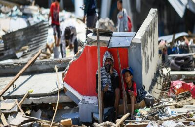 Indonesia Tsunami: Sulawesi death toll rises to 1,424
