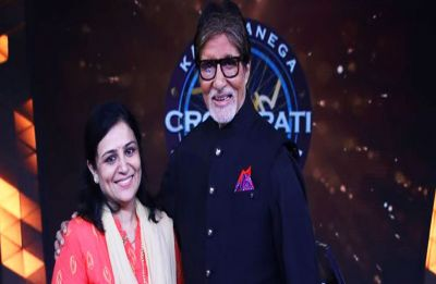 NN Exclusive | Amitabh Ji is one of the reasons I wanted to be a part of Kaun Banega Crorepati: KBC 10 first crorepati Binita Jain