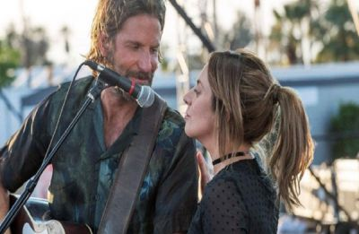 When Bradley Cooper suprised Lady Gaga with his singing voice