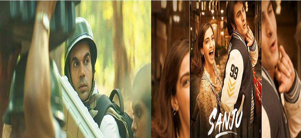 Indian cinema makes waves; 'Sanju', 'Newton', 'Gali Guleiyan' nominated for AACTA Asian Film Award (Twitter)