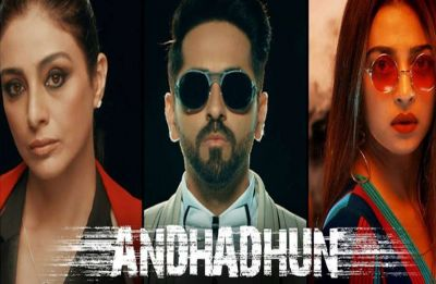 Andhadhun Movie Review: A complete package of twisty-thriller-funny-romantic-dramatic turns