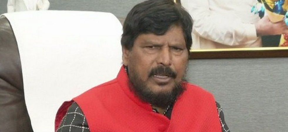 Muslims should also come forward to protect cow: Athawale (File Photo)