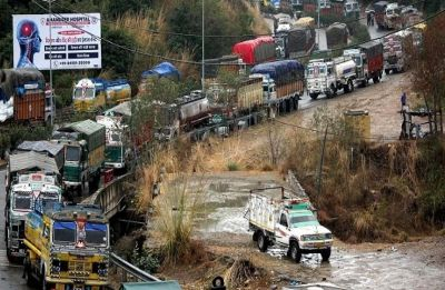 20 dead, 16 injured as minibus slipped into gorge in Jammu-Srinagar national highway; compensation announced