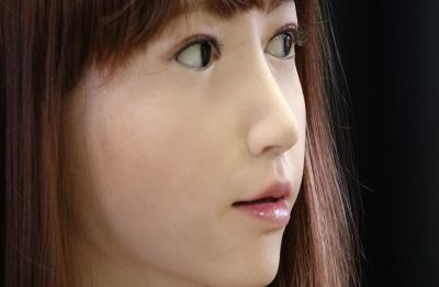 Increasingly human-like robots spark fascination and fear