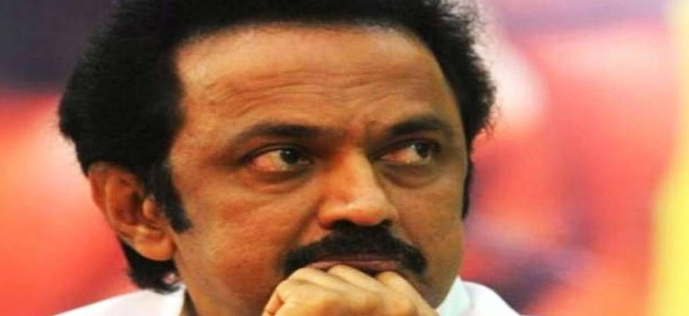 Stalin's leadership faces acid test as politics heats ahead of by-elections in Tamil Nadu (File Photo)