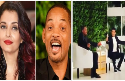Will Smith wants to do a film with Aishwarya Rai Bachchan