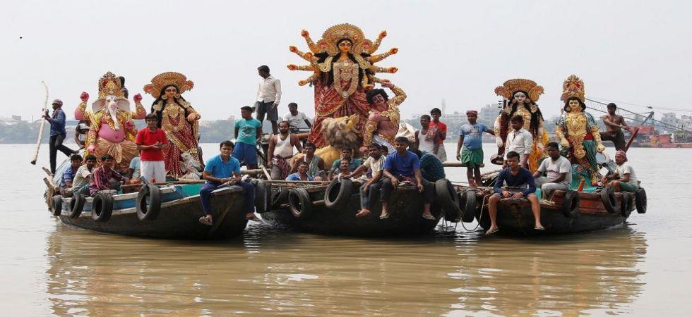 Mahalaya 2018: Bengalis get into festivity of Durga Puja (File Photo)