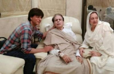 Dilip Kumar admitted to hospital again due to recurrent pneumonia