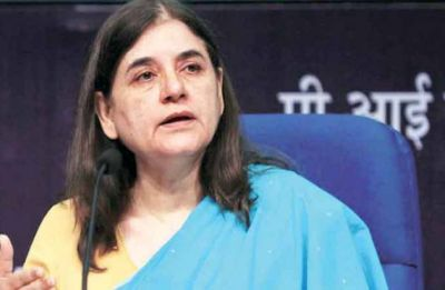 Maneka hopes #MeToo movement is not misused; asks Law Ministry not to keep age limit to report child sexual abuse