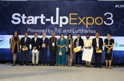 Start-up Expo helps young India take leap from dreams to success: Lufthansa's Wolfgang Will