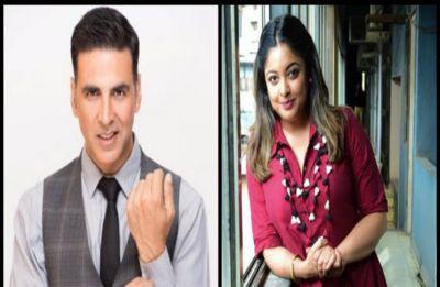 Video of Akshay Kumar talking against Tanushree Dutta went VIRAL; Actor calls it FAKE