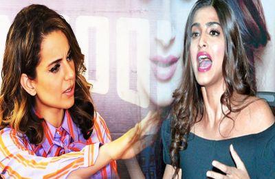 Kangana Ranaut: Sonam Kapoor is not a good actress or a good speaker, Watch video