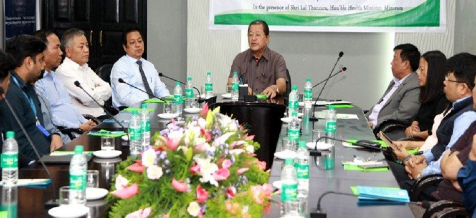 Congress to announce candidate names for Mizoram assembly poll on October 11 (Photo- Twitter)