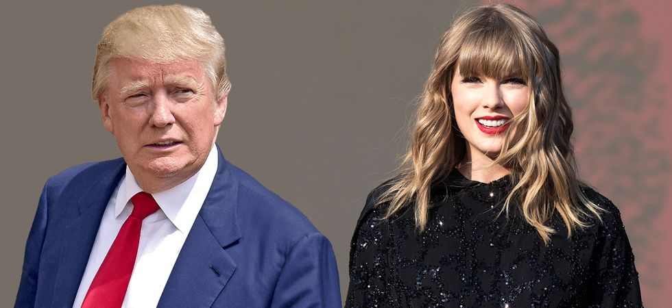 Trump likes Taylor Swift '25 per cent less' after political post