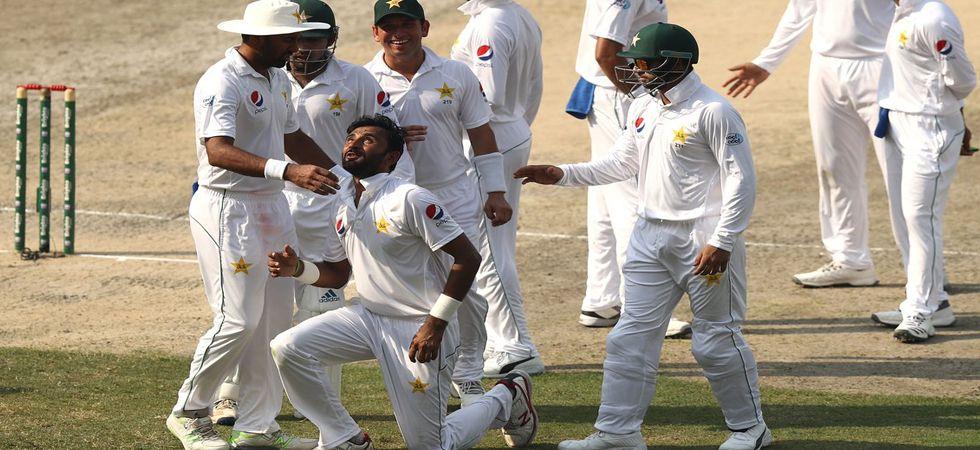 Pakistan vs Australia 1st Test: 6-36 for debutant Bilal Asif as Aussie bundle out for 202 (Photo: Twitter)