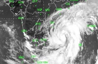 RRB exams on October 11-12 cancelled as Cyclone 'Titli' intensifies into 'severe storm'