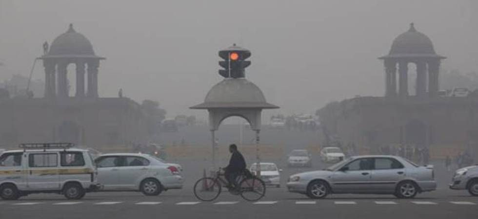 Delhi's air quality remains poor for third consecutive day (File Photo)
