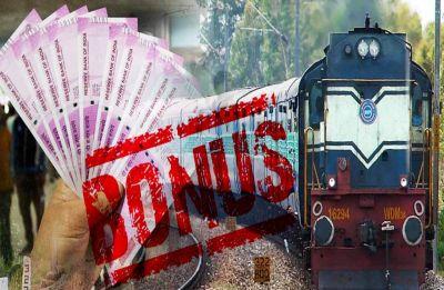 Festive bonanza for railway employees, Cabinet approves productivity-linked bonus