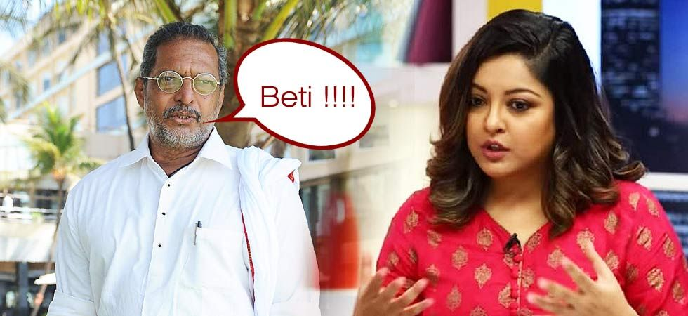 Nana Patekar refers to Tanushree Dutta as 'Beti' in this 2008 VIRAL video/ Image: File photo