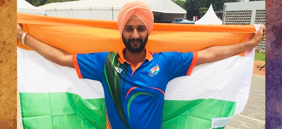 Asian Para Games 2018: Harvinder Singh wins India's first-ever para-archery gold (Photo: Twitter)