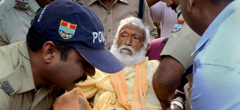 Activist GD Agarwal dies after 111-day fast over Clean Ganga movement (Photo Source: PTI)