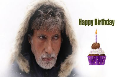 Happy Birthday Amitabh Bachchan: Different shades of Bollywood's 'angry young man'