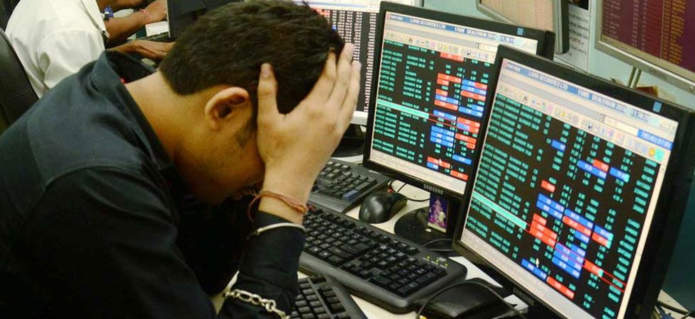 Sensex crashes over 1,000 points, investors lose Rs 4 lakh crore in five minutes