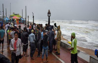 Cyclone Titli: 8 dead in Andhra Pradesh, one in Odisha; rain alert in parts of Jharkhand