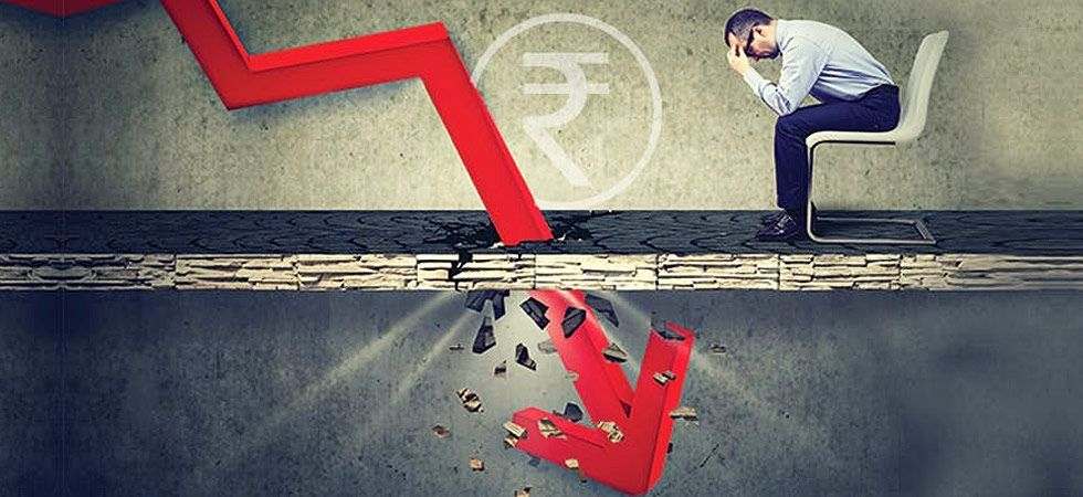 Rupee hits all-time low of 74.45 against US dollar