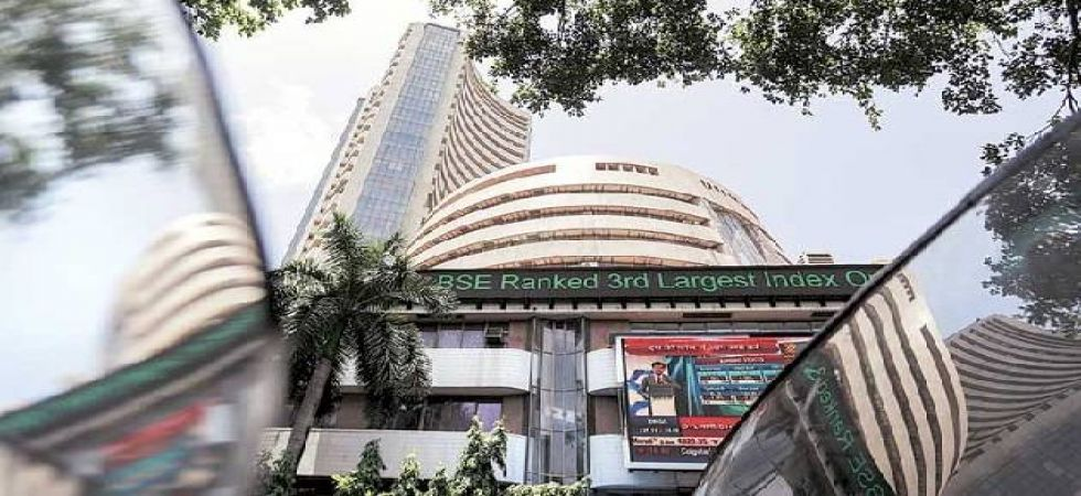 Sensex rallies most in 19 months, Nifty ends above 10,450 (File Photo)