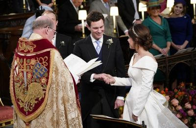 Another royal wedding for Britain as Princess Eugenie weds