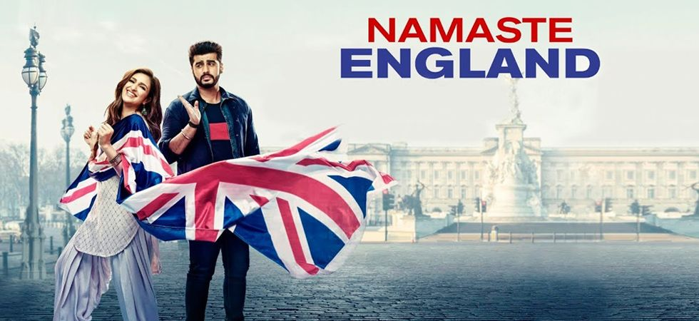 Vipul Shah keeps the Punjabi Tadka rolling with Arjun Kapoor and Parineeti Chopra starrer Namaste England