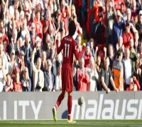 Watch: Mohamed Salah's 'incredible' goal that leaves Twitterati into a frenzy