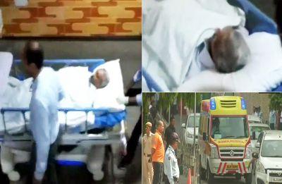 Goa Chief Minister Manohar Parrikar discharged from AIIMS, returns to Panaji
