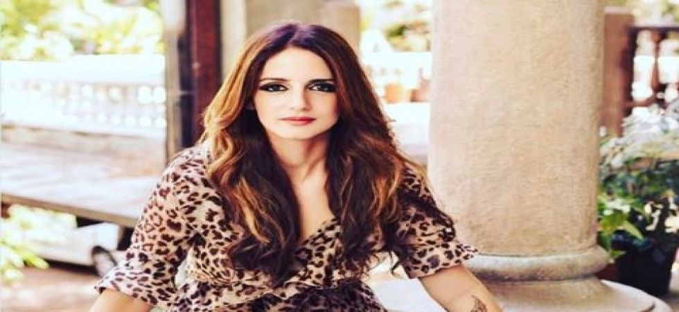 Hrithik Roshan's former wife Sussanne Khan states #MeToo as another publicity gimmick (Twitter photo)