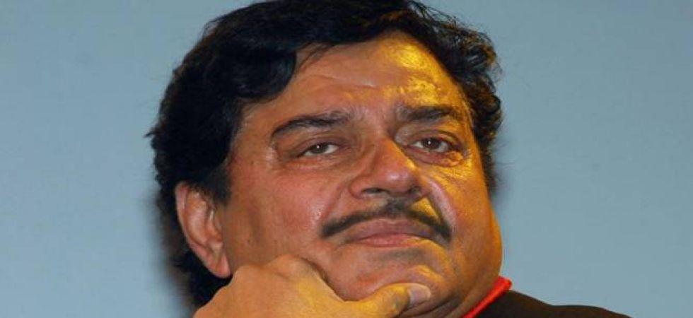 BJP leader Shatrughan Sinha criticises Modi government over Rafale deal (File Photo)