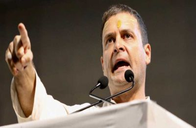 GST 'ruined' small shopkeepers, will bring single slab if elected to power: Rahul Gandhi in MP