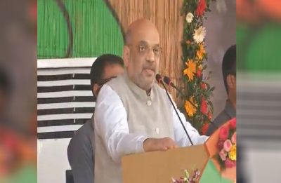 Amit Shah in MP: When a woman becomes a BJP worker, the whole family engages with BJP