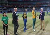 Faf du Plessis introduces something unique to cricketing world - 'Coin Tosser'