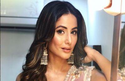 Hina Khan, the vamp to revamp hotness in tele-world as Komolika in Kasautii Zindagii Kay 2