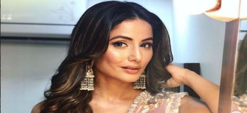Hina Khan, the vamp to revamp hotness in tele-world as Komolika in Kasautii Zindgagii Kay 2 (Instagram photo)