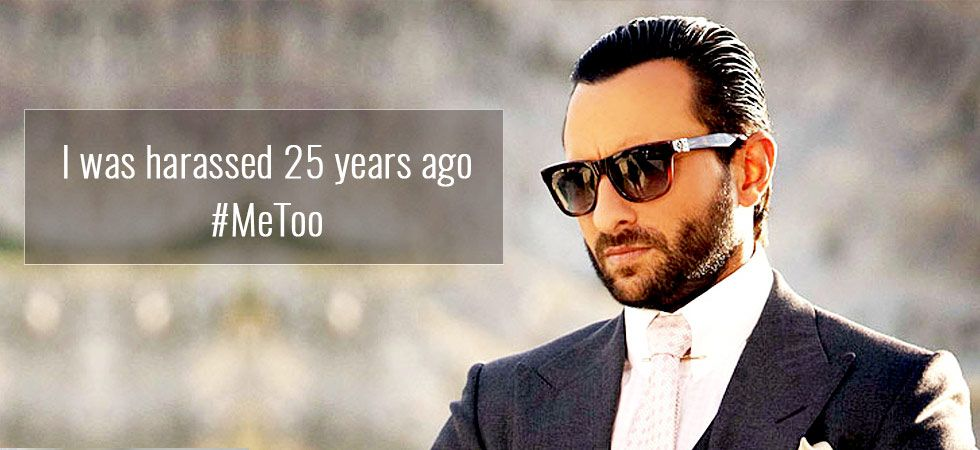 Saif Ali Khan joins the #MeToo debate, Says I was harassed 25 years ago/ Image: File Photo