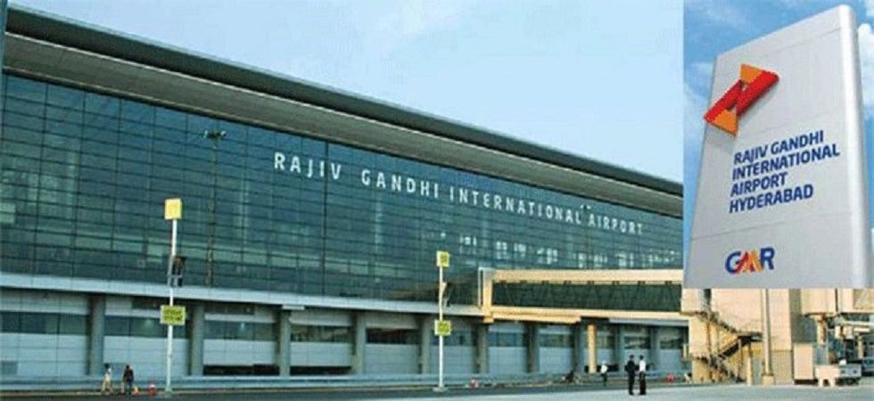 South India's first Airport Radio launched in Hyderabad (Photo- Twitter/@indianeagle)