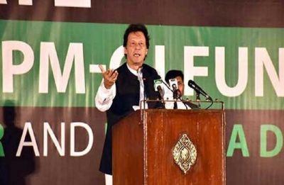 China backs Imran's 'Naya Pakistan' initiative