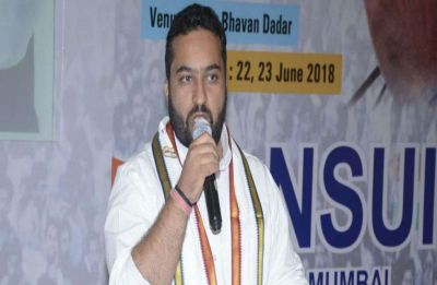 NSUI president Fairoz Khan quits after sexual harassment allegations