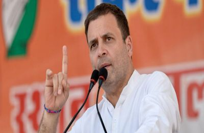 Beti bachao from BJP leaders: Rahul Gandhi taunts PM Modi over MJ Akbar episode